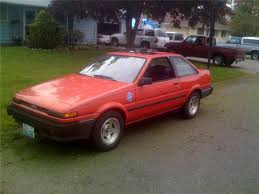 1982 Toyota Corolla Hatchback 1987 Toyota Corolla Sr5 For Sale Lacey Washington