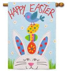 Easter Garden Decorations by Easter Garden And House Decorative Outdoor Yard Flags For Your Home