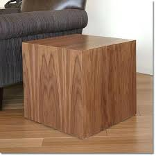 wood cube end table cube end table metal root 1 to 30 edubay