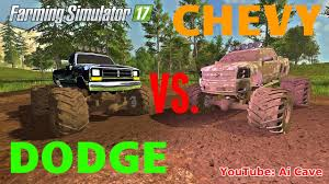 monster truck show bakersfield ca farming simulator 17 dodge by lambo vs chevy by rambo145 mud