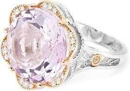 amethyst engagement rings tacori 18k925 amethyst ring sr106p13