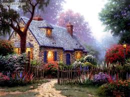 finding the design of thomas kinkade wallpapers for desktop
