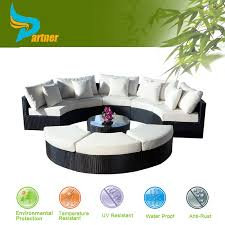 Wilson And Fisher Wicker Patio Furniture Round Wicker Sofa Round Wicker Sofa Suppliers And Manufacturers