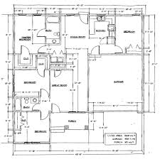 Standard Measurement Of House Plan House Plan Floor Plans With Measurements Existing Layout