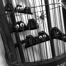 halloween kids craft easy diy bats twitchetts