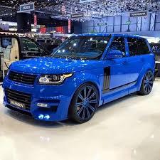 blue range rover range rover cars pinterest range rovers ranges and cars