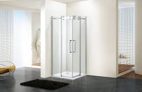 Shower Room Door 900x900x1950mm Corner Sliding Shower Room Door Bathroom Glass