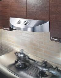 Ge Under Cabinet Range Hood Kitchen Kobe Range Hoods 30 Brillia 750 Cfm Ducted Under Cabinet