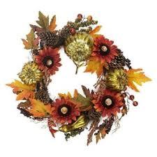 fall wreaths shop the best deals for nov 2017 overstock com
