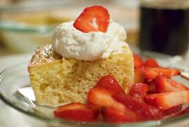 tres leches cake with berries u2013 a hint of rosemary
