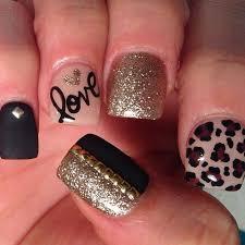 344 best animal print nails images on pinterest make up toe