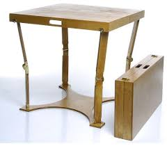 Collapsing Dining Table Spiderlegs Cp3042 Lc Hand Crafted U0026 Custom Finished Picnic Folding