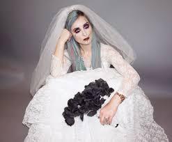 halloween zombie bride makeup halloween dead bride tutorial youtube