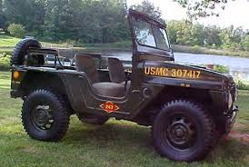 old military jeep truck usmc m 422 truck 1 4 ton 4x4 mighty mite jeep