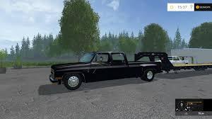 84 Ford Diesel Truck - 1984 chevy 30 series 6 5 diesel v1 fs15 farming simulator 2017
