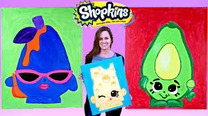 shopkins toy paintings do it yourself shopkins season 2 arts and