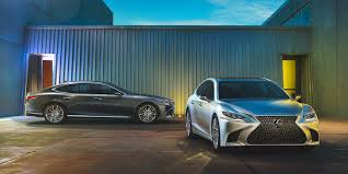 2018 lexus ls400 introducing the all new 2018 lexus ls 500 u0026 ls 500h page 6