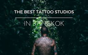 the 9 best tattoo studios in bangkok wos