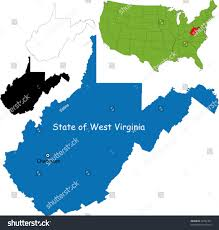 Virginia State Map Reference Map Of Virginia Usa Nations Online Project Virginia