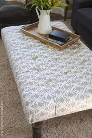 coffee table diy table to ottoman and how paint furniture without