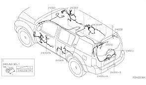 2005 nissan pathfinder wiring diagram wiring diagram simonand