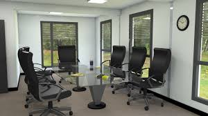 sample interior conference room use sketchup renderings to