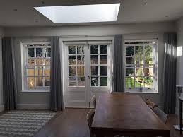 Patio Door Venetian Blinds Curtains For Bifold Doors Window Treatments For Bifold Doors