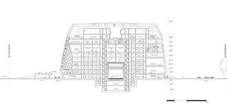 chengdu contemporary art centre by zaha hadid architects dezeen