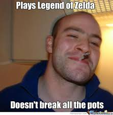 Player Memes - good guy loz player by admiralsnackbar meme center