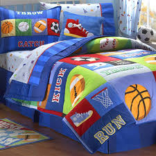 Twin Bed Sets For Boy by Sports Quilts For Boys Best Home Kids Bedroom With Sport Bedding