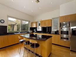 L Shaped Kitchen Layouts With Island Kitchen Awesome L Shaped Kitchen Layout With Island Wooden L