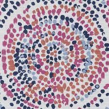 Pink And Orange Curtains Navy Blue Orange Upholstery Fabric Pink Orange Splatter