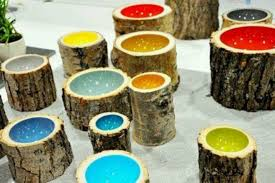 Pictures Of Tree Stump Decorating Ideas 35 Tree Trunk Ideas For A Warm Decor Homesthetics Inspiring