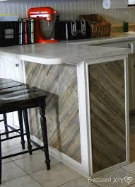 building a reclaimed wood kitchen island basements ideas