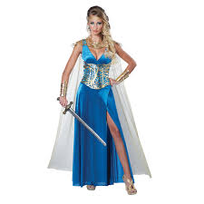 Renaissance Halloween Costume Medieval Renaissance Warrior Dragon Slayer Halloween Costume Queen