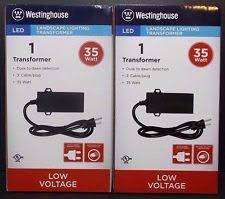 Landscape Lighting Transformer by Westinghouse 35 Watt Led Low Voltage Landscape Lighting
