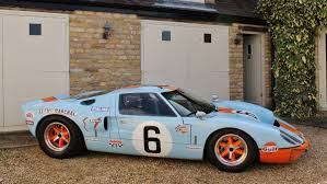 gulf gt40 start selling your organs gulf liveried superformance ford gt40