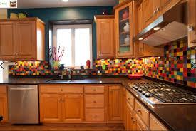 multi color kitchen cabinets refundable multi color backsplash tile 50 best kitchen ideas for
