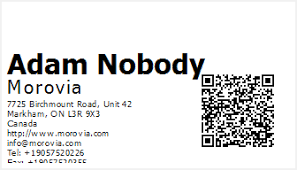 Create Qr Code For Business Card Free Mecard Vcard Creator Create Qr Code Business Card Free