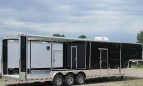 Enclosed Trailer Awning For Sale Enclosed Trailers Millennium Trailer For Sale 0437