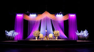 wedding stage decoration in hubli pakistani wedding stage