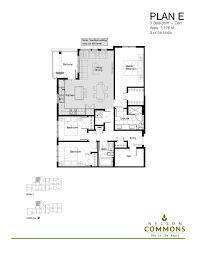 unit and floor plans are here nelson commons