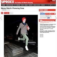 Prancing Cera Meme - prancing cera meme 28 images prancing cera image gallery