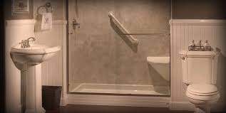 solid surface shower walls bathroom traditional with none