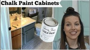 how to paint kitchen cupboards with chalk paint chalk paint cabinets with sloan chalk paint