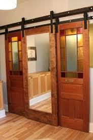 barn door ideas for bathroom closet thin closet doors best barn doors ideas on guest bathroom