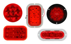 truck lite marker lights stop turn lights truck lite