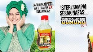 diejek iklan obat kuat malaysia yang bikin heboh tribun medan