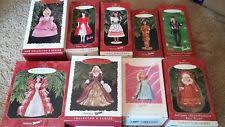 hallmark madame ornaments ebay