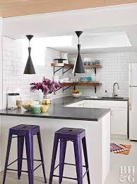 modern kitchen design pictures design a modern kitchen better homes gardens